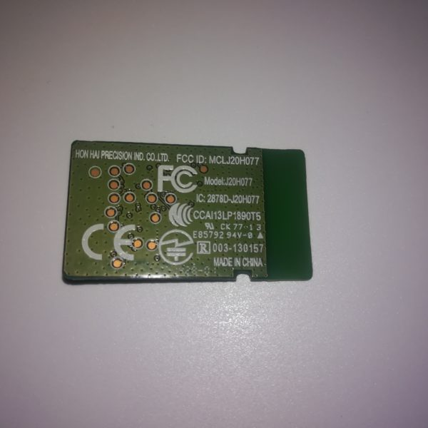 Moduł Bluetooth 2878D-J20H77 do TV Sony